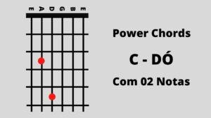 Nota Do 2 Notas Power Chords
