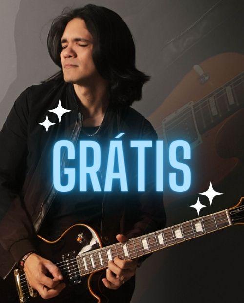 """**AULAS GRÁTIS OZIELZINHO"""" 03 LICKS DE ROCK N ROLL PASSO A PASSO"""